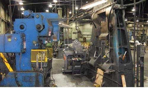 CHAMBERSBURG / CECO Forging Hammer Cells
