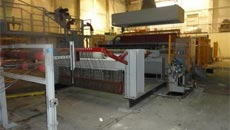 Complete EVG Wire Mesh Plant for Liquidation